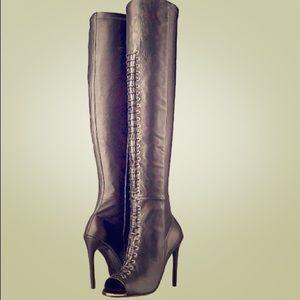 "Shoes - IVY Kirzhner Crane ""OTK"" boots RSV'd"